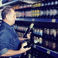 Beer and bottled water buoy supermarket sales says report