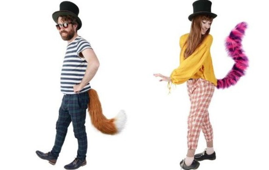 sleb safari animal tails for humans are a thing now the irish news