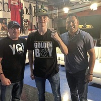 Shades of the Hitman with Aaron McKenna says 'Irish' Micky Ward