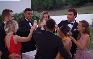 Love Island stars declare their feelings as finale looms