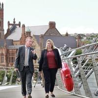 Karen Bradley urged to increase security at Derry interface
