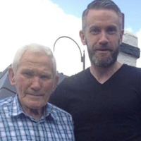 Former Cliftonville goalkeeper John Connolly opens up on the loss of his father