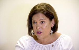 Mary Lou McDonald: Border poll should not be held while Brexit uncertainty remains