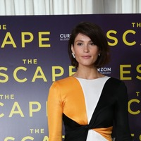 Gemma Arterton says it can be really hard to watch her sex scenes