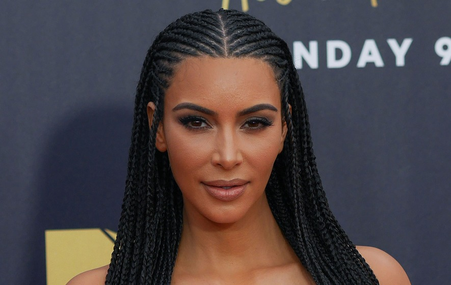 Kim Kardashian Claps Back At Tyson Beckford Over Surgery Comments