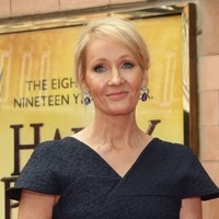 Fans celebrate the birthdays of JK Rowling and Harry Potter