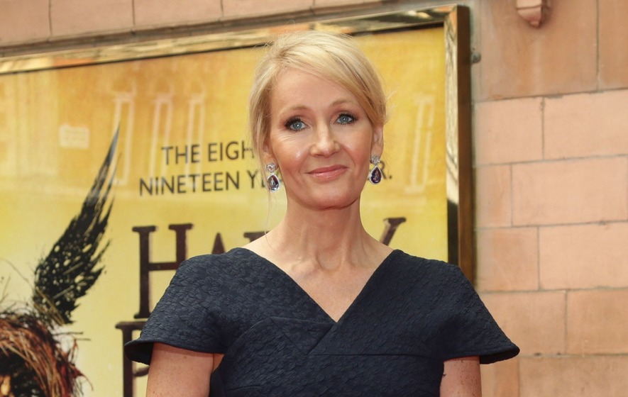 Happy birthday, J.K Rowling! We owe you the entire wizarding world!