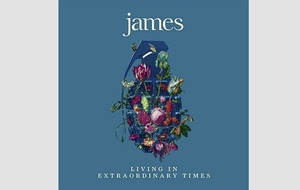 Albums: Living In Extraordinary Times shows James are as relevant as ever