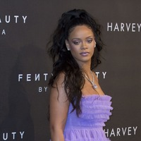Rihanna discusses her 'thicc' figure as she makes British Vogue history