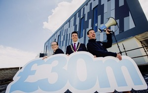 New £30 million leisure complex 'will be game-changer for Ards'