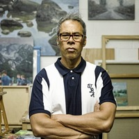 TV review: Artist in Residence sees painter find unexpected inspiration at Premier League football club