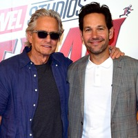 Paul Rudd: Michael Douglas and Michelle Pfeiffer gave Ant-Man sequel credibility