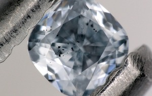 Blue diamonds form 400 miles beneath the Earth's surface, research shows