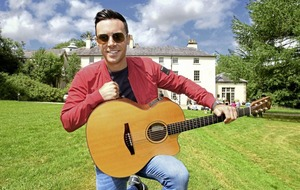 Nathan Carter on Gig In The Garden, risky underwear and singing for the Pope