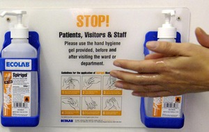 Hospital superbug increasingly resistant to handwash disinfectants, study finds