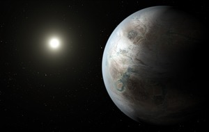 Planet 1,400 light years away most likely to support life, say scientists