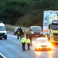Man killed in M1 collision