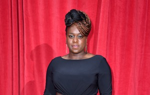 From Albert Square to Aladdin: EastEnders' Tameka Empson joins panto