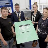 Derry council launches Apprenticeships Scheme