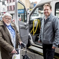 'Social isolation' warning after accessible transport funding cut