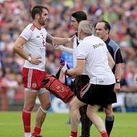 Ronan McNamee and Mattie Donnelly included as Tyrone name unchanged side for clash with Donegal