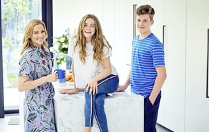 Gabby Logan gives an insight into talking to your teenage children about puberty
