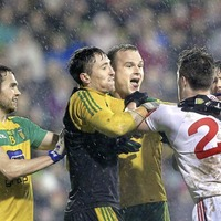 Tyrone goes to Ballybofey to face Donegal - it's war