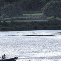 Rescued River Foyle drowning victim passes away in hospital