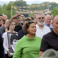 Time for Irish unity 'drawing near' says Mary Lou McDonald