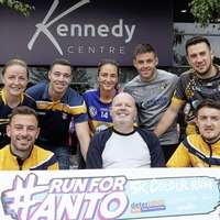 Antrim GAA encourage public to get behind the 'Run for Anto'