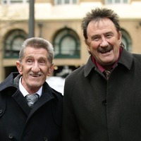 Comic Relief pays tribute to Barry Chuckle