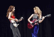 Co Down teens Orlaith & Mollie pass on university to concentrate on rock music