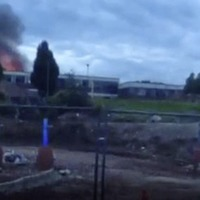 Fire at old school in Dungannon treated as arson