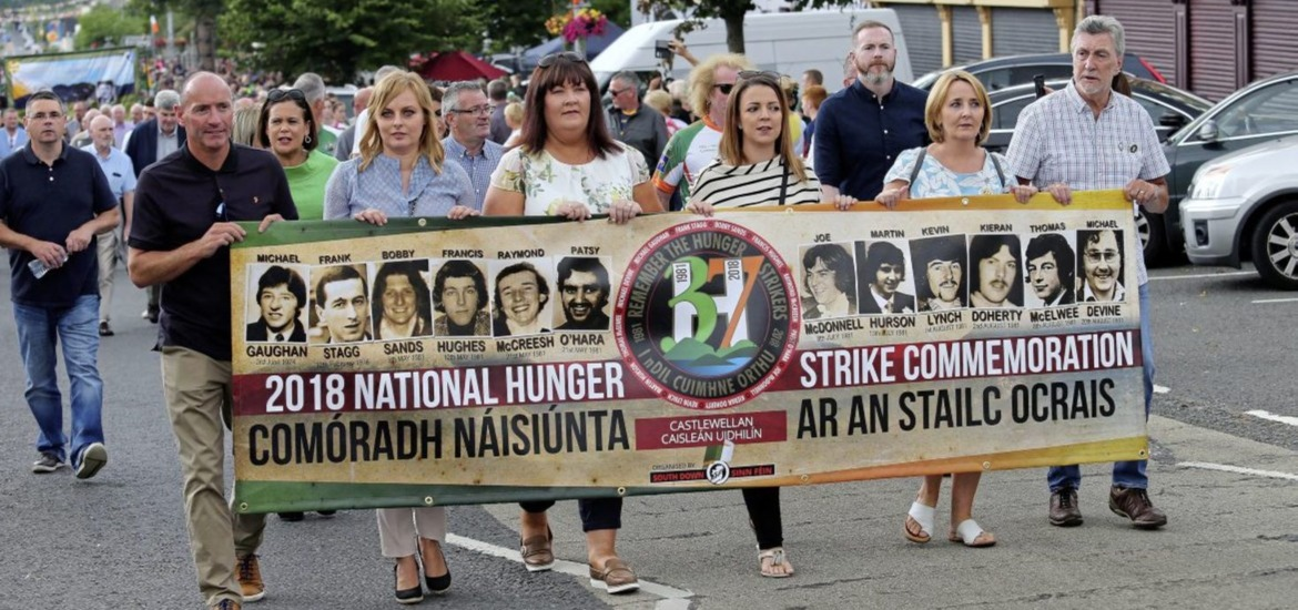 National Hunger-strike Commemoration
