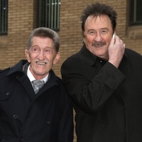 Barry Chuckle had bone cancer when he died, says brother