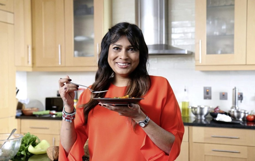 Tv Quickfire Ex Lawyer Nisha Katona On Indian Food Show