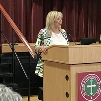 Broken leg may thwart Michelle O'Neill's bid to join Pope's historic visit