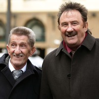 Paul Chuckle pays tribute to brother and 'very best pal' Barry