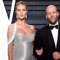 Rosie Huntington-Whiteley shares sweet family pictures on Instagram