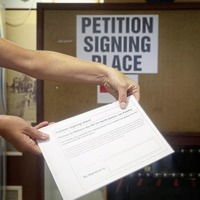 Publicising petition signatories is criminal offence says chief electoral officer