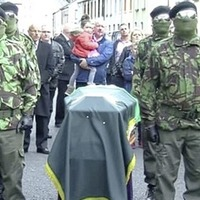 DUP demands action over republican paramilitary funeral