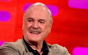 John Cleese's daughter teases him over marriages