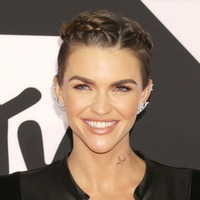 Ruby Rose fights back tears as she discusses Batwoman role