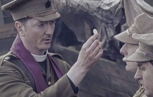 War bravery of Irish hero priest celebrated in film