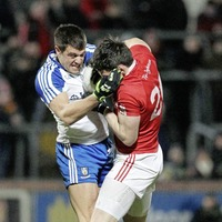Fine margins between victory and defeat says Monaghan star Drew Wylie