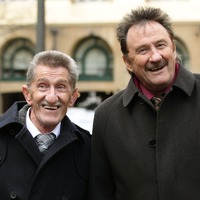 Paul Chuckle: Barry would want me to carry on