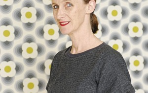 Orla Kiely: Colour and print in your home can lift your spirits like nothing else