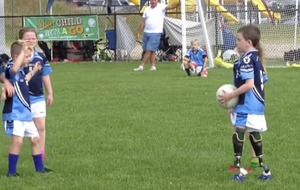 Young gaelic footballer who lost legs and fingers an `inspiration to everybody' says Derry coach