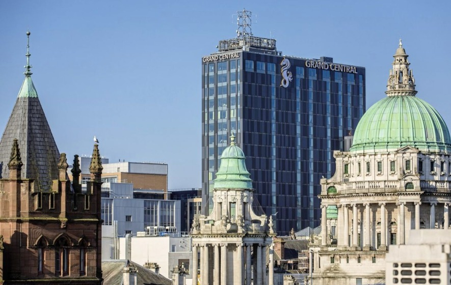 The 300 Room Grand Central Was Among A Number Of New Hotels Which Opened In Belfast June