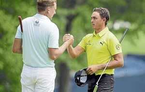 Steady start for Rory McIlroy as Rickie Fowler leads US PGA field